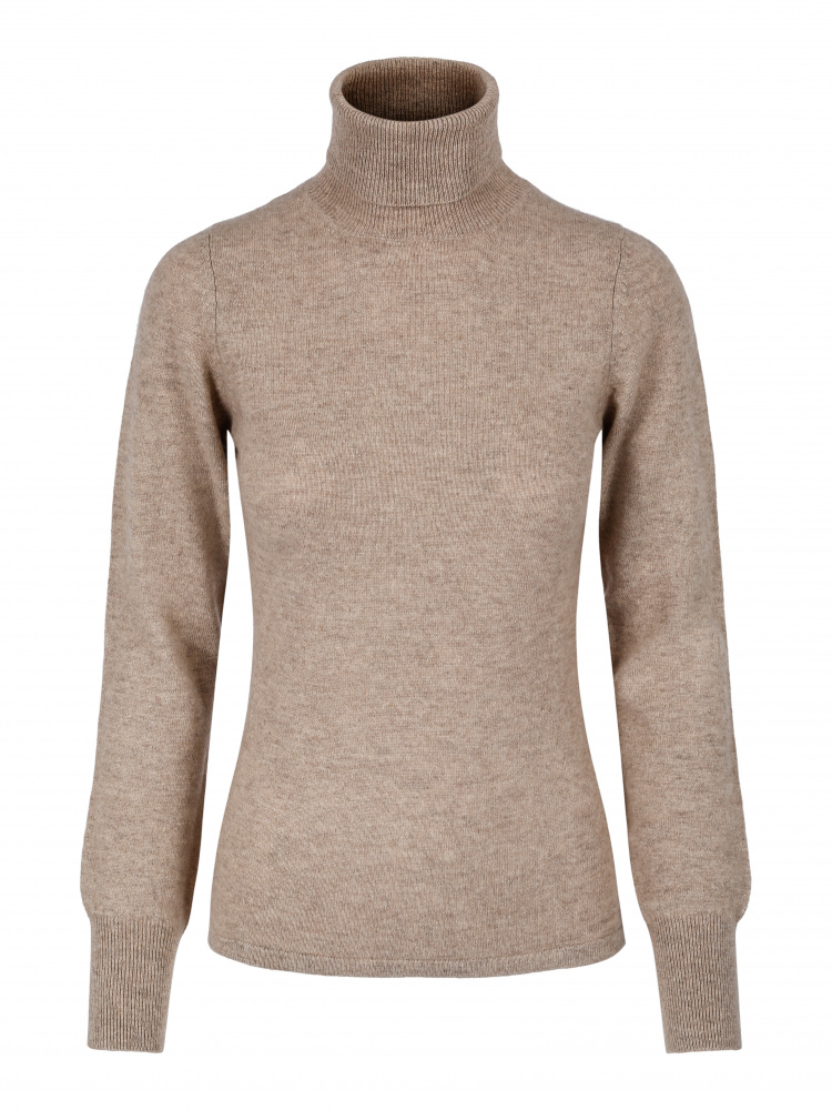 Høyhals cashmere genser CashmereHouse.no